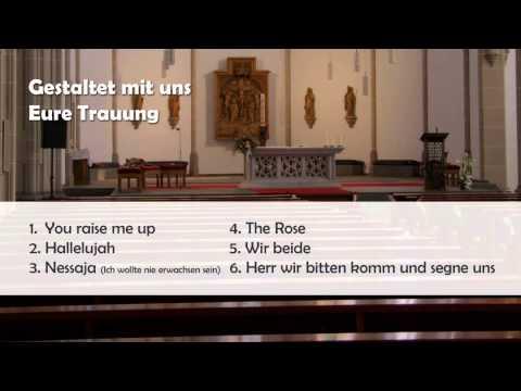 Musik für die Trauung