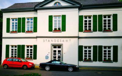 Trauorte in NRW: Standesamt in Meerbusch-Büderich